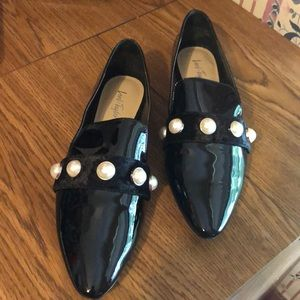 Lord & Taylor Haven/Black/Noir Shoe